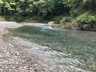 上野漁業組合管轄「K流川」釣行記 (2019年9月中旬)