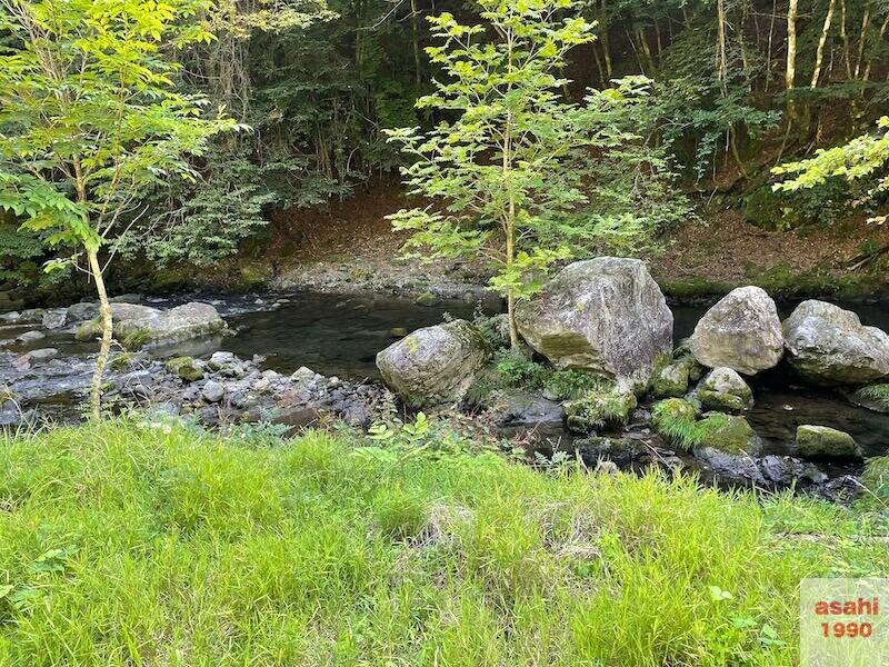 本谷 神流川